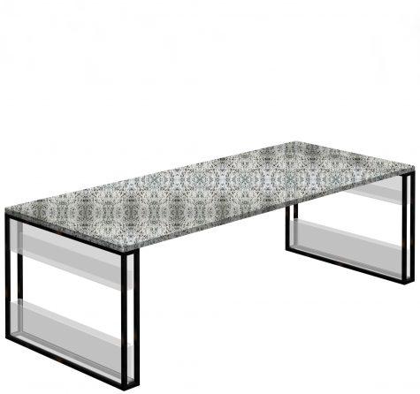 Contemporary_Tavoli con gamba contenitore_2008
