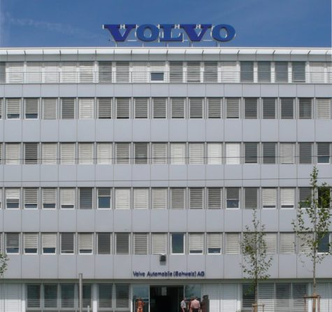 Uffici Volvo_Zurigo-CH_1993