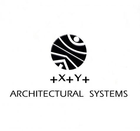 +x+y+_Architectural System_Marchio_Biglietto visita_2015