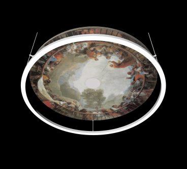Ceilings in Light_Pannello Cerchio_+Illuminazione_+Acustica_+Decoro_2014