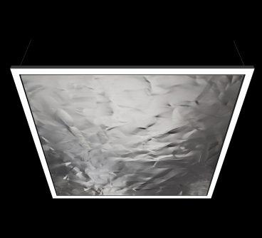 Ceilings in Light_Pannello Quadrato_+Illuminazione_+Decoro_2014