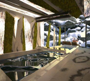 Indoor Pool 2_Ristrutturazione_Megève-F_2013