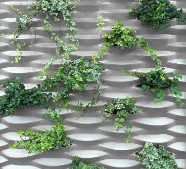 Green Wall_ Lamiera stirata_ Verde verticale_2015