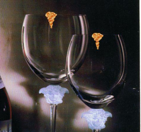 Verre parure_GIoielli per bicchieri_2001