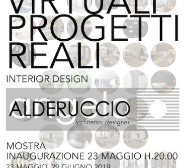 Locandina – Mostra – Angelo Alderuccio 1, 2019