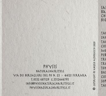 Pieghevole –  Physis 1, 2021