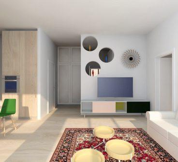 Appartamento fam. Fomin – Mosca, RU 2021